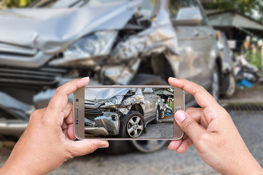 I've been in a car accident—What do I do next?