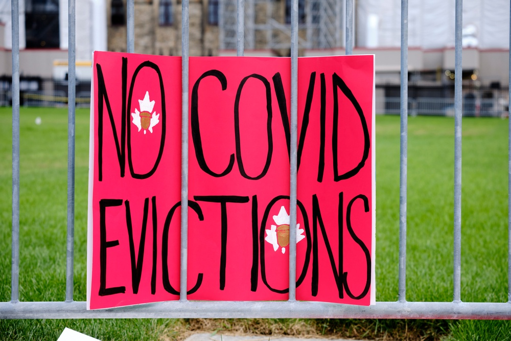 Will Landlords Face a Rush to Court to File Evictions After Coronavirus Restrictions Are Lifted?